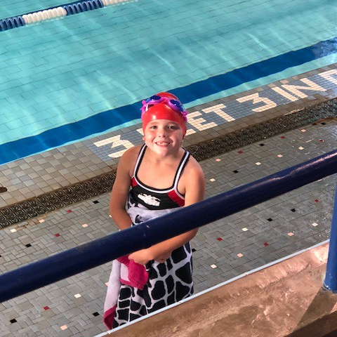 Sports and Cochlear Implants: One Swimmer's Story