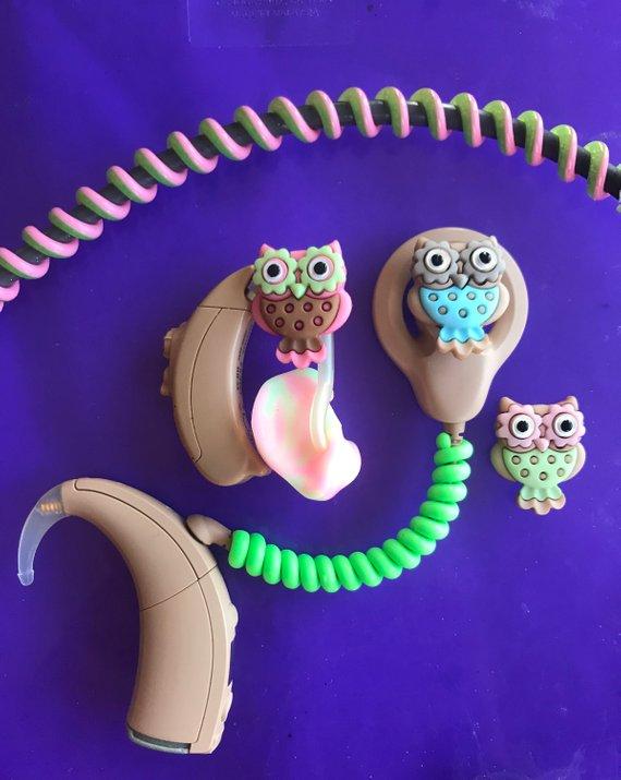owl charms